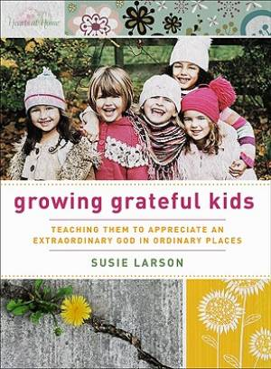 Growing Grateful Kids Pb