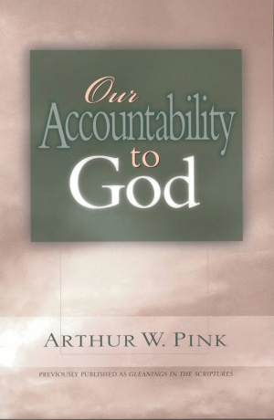 Our Accountability to God