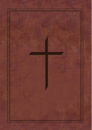 NASB Ryrie Study Bible: Burgundy, Soft-Touch
