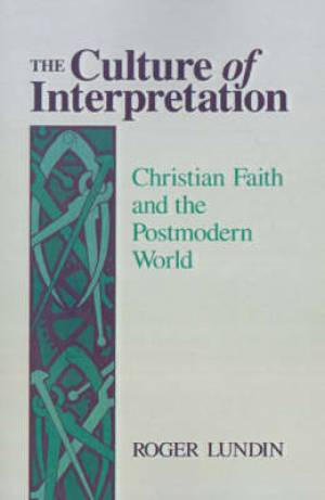 The Culture of Interpretation