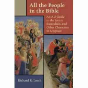 All The People In The Bible Pb