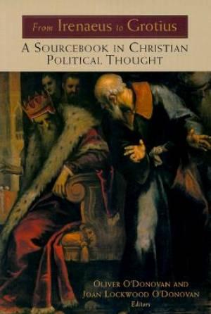 From Irenaeus to Grotius