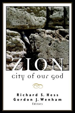 Zion City of Our God
