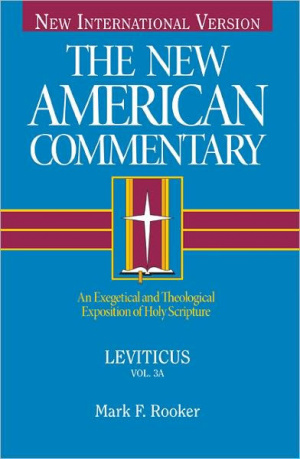 New American Commentary Volume 3a  Levit