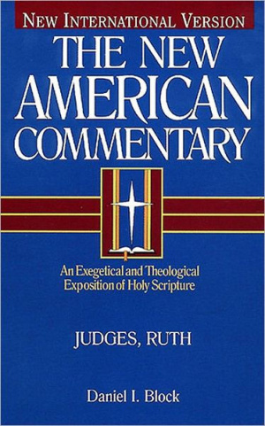 Niv Nac Commentary Judges And Ruth Hb