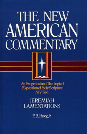 New American Commentary Volume 16  Jerem