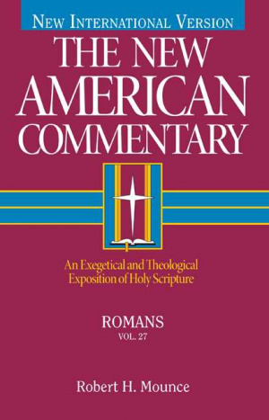 New American Commentary Volume 27  Roman