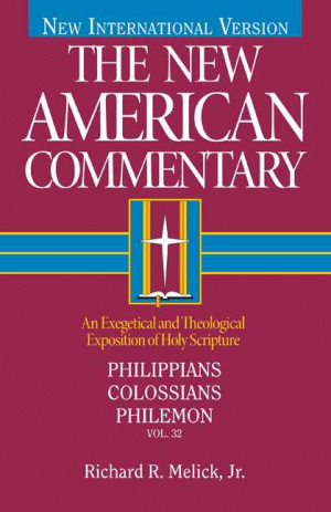 New American Commentary Volume 32  Phili