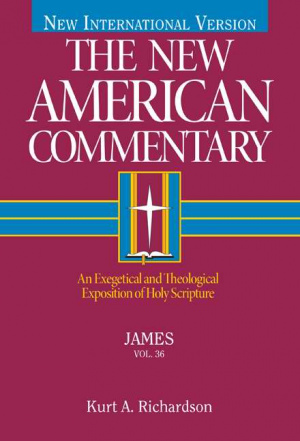New American Commentary Volume 36  James