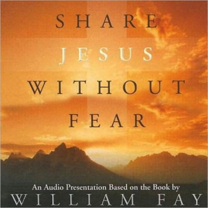 Share Jesus Without Fear Audio Cd