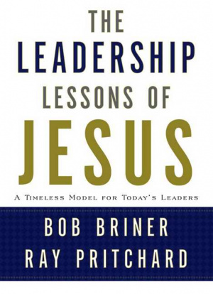 Leadership Lessons Of Jesus Hb