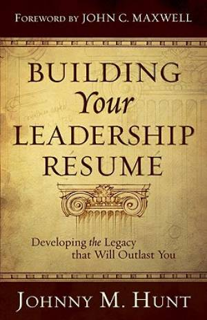 Building Your Leadership Resume