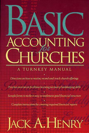 Basic Accounting For Churches