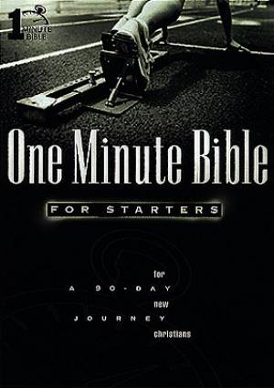 One Minute Bible For Starters