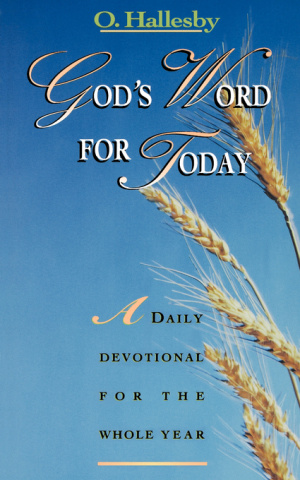 GOD'S WORD FOR TODAY