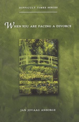 When You Are Facing a Divorce
