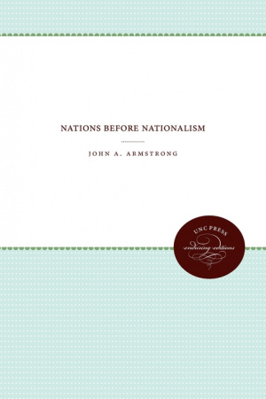 Nations Before Nationalism