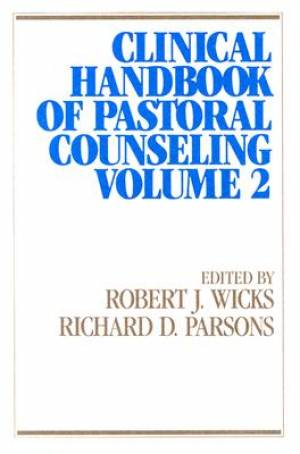 Clinical Handbook of Pastoral Counselling
