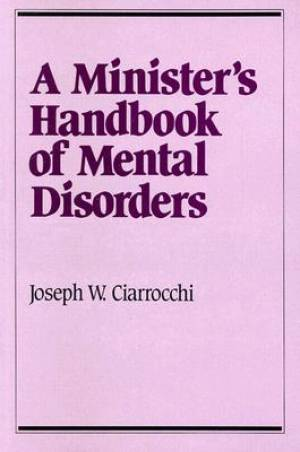Minister's Handbook of Mental Disorders