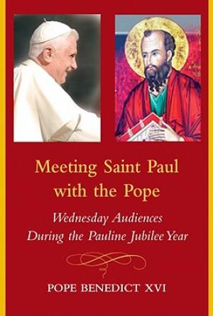 Meeting Saint Paul with the Pope