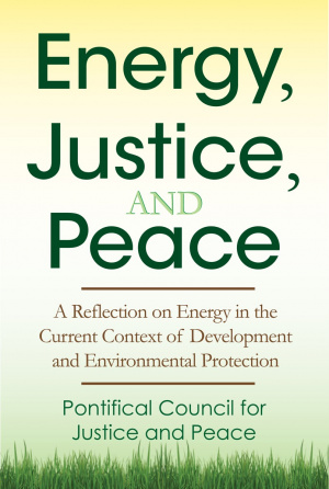 Energy, Justice, and Peace