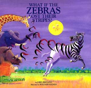 What if the Zebras Lost Their Stripes?