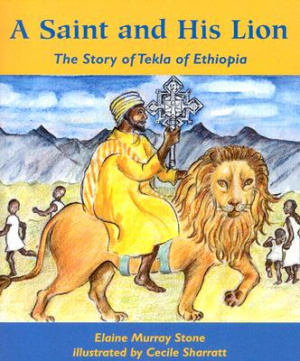 A Saint and His Lion