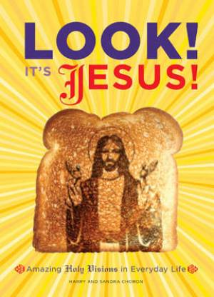 Look! It's Jesus!