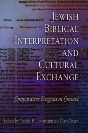 Jewish Biblical Interpretation and Cultural Exchange