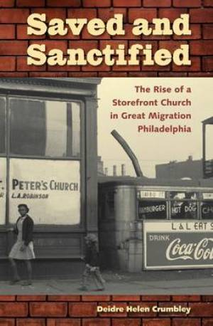 Saved and Sanctified