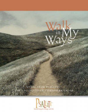 Walk in My Ways Accompaniment Book