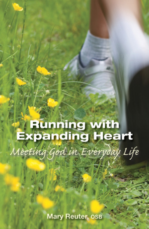 Running with Expanding Heart