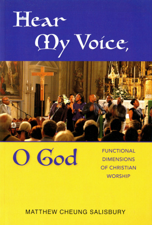 Hear My Voice, O God