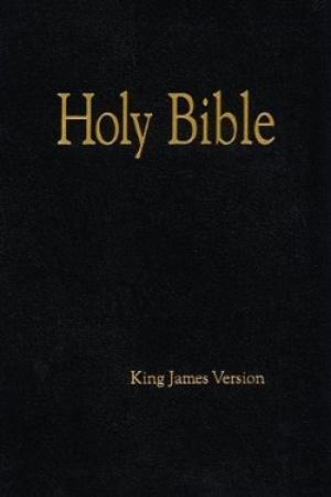 KJV Original African Heritage Study Bible: Leatherette edition