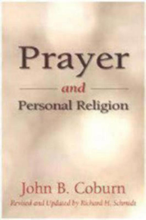 Prayer and Personal Religion