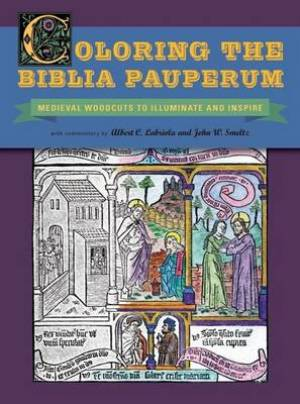 Coloring the Biblia Pauperum