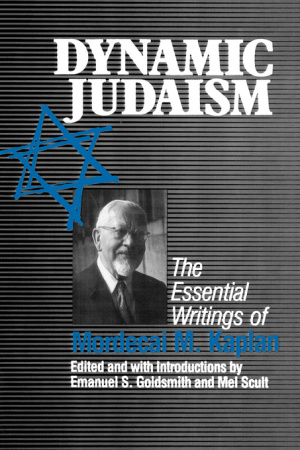 Dynamic Judaism