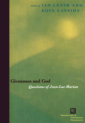 Givenness and God