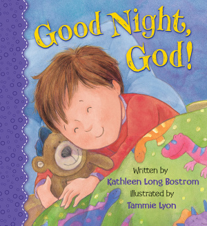 Good Night, God! Board Book
