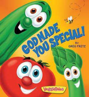 God Made You Special! Board Book