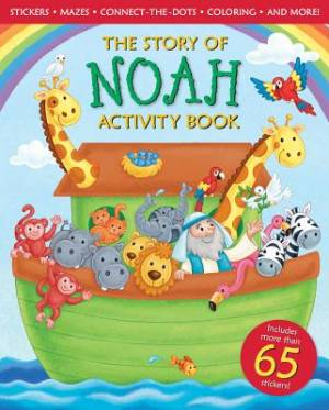 Story of Noah Activity Book