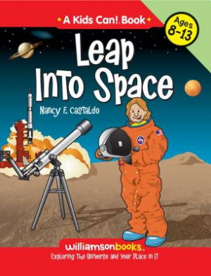 Leap Into Space Hc