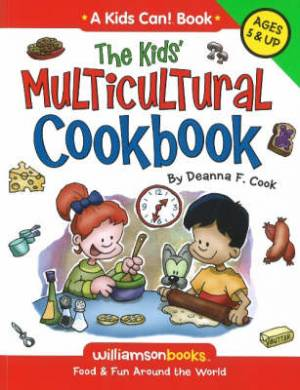Kids Multicultural Cookbook Sc