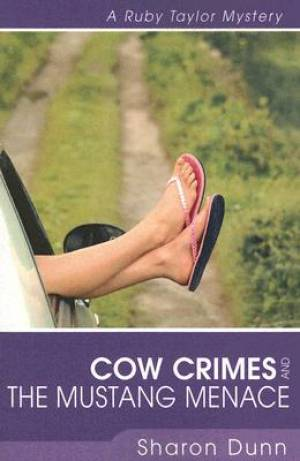 Cow Crimes And Mustang Menace Pb