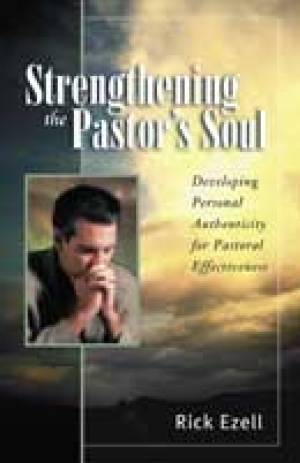 Strengthening the Pastor's Soul