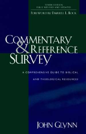 Commentary And Reference Survey Pb