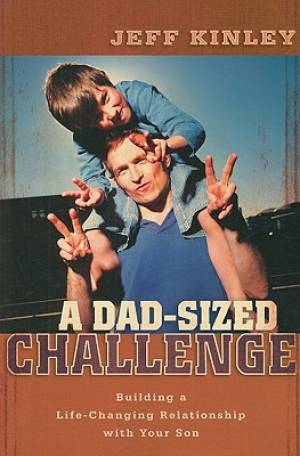 Dad Sized Challenge A Pb