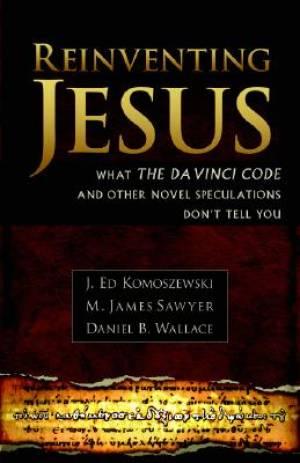 Reinventing Jesus Pb