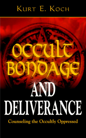 Occult Bondage And Deliverance Pb