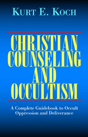 Christian Counseling And Occultism Pb